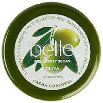 Belle Crema de aceite de oliva Tarro 300 ml