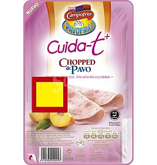 Chopped cuida-t pavo 115 G