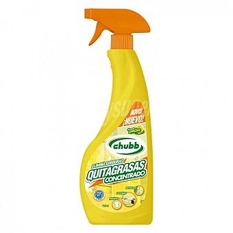 Chubb Quitagrasas concentrado aroma limón Biogras Spray 750 ml