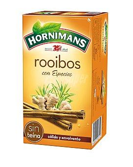 Hornimans Infusión Rooibos Caja 20 sobres