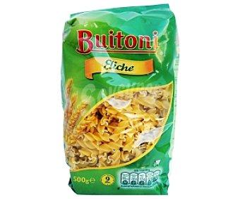Buitoni Eliches, pasta de sémola de trigo duro de calidad superior 500 Gramos