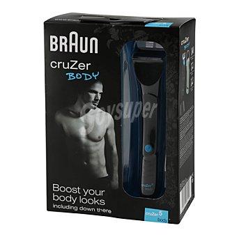 Braun Afeitadora body cruzer 5 braun