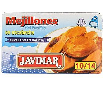 Javimar Mejillones en escabeche 52 g