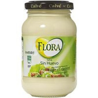 Calvé Salsa sin huevo Tarro 225 g