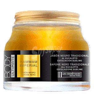 Les Cosmetiques Jabón negro Eucaliptos Hammam Imperial 150 g.