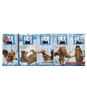 Ice Age Pañuelos de bolsillo 4 capas 10 ud