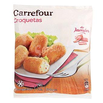 Carrefour Croquetas de jamón 500 g