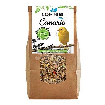 Cominter MIX alimento completo para canarios que fortalece el plumeje y mejora el canto Envase 850 g