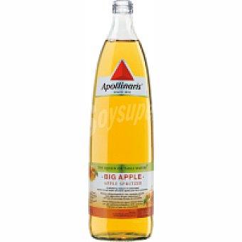 Apollinaris Agua alemana sabor manzana con gas Botella 1 litro