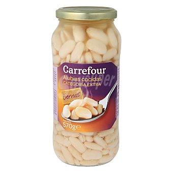 Carrefour Alubias cocidas Extra 400 g