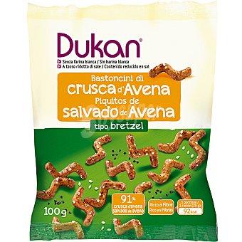 Dieta Dunkan Piquitos snacks de salvado de avena Envase 100 g