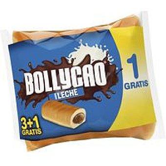 Bollycao Con Leche 3+1 240g