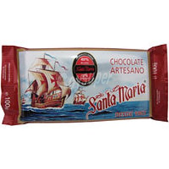 Santa Maria Chocolate artesano a la taza Tableta 100 g