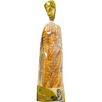 El Corte Inglés Barra de pan tierna cortada bolsa 500 g Bolsa 500 g
