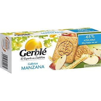 Gerblé Galletas con manzana sin azúcar Estuche 250 g