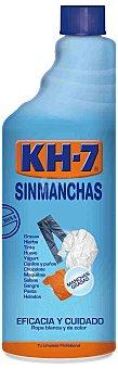 KH-7 Quitamanchas prelavado sin manchas Recambio Sin Manchas 750 ml