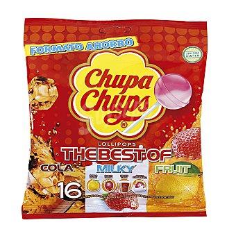 Chupa Chups CHUPA-CHUPS the best of Bolsa 16 uds