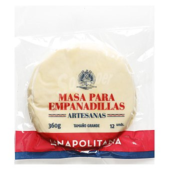 La Napolitana Pasta empanada La Napolitana 385 g