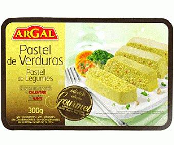 Argal Pastel Verduras 300g
