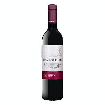 Comportillo Vino tinto rioja reserva Botella 750 ml