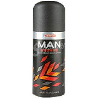 Eroski Desodorante masculino Kronos Spray 150 ml
