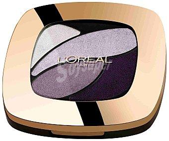 L'Oréal Sombra de ojos color riche Quad E7 1 ud