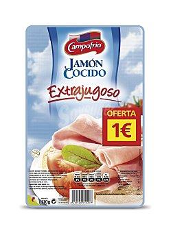 Campofrío Jamón cocido en lonchas sobre 100 g