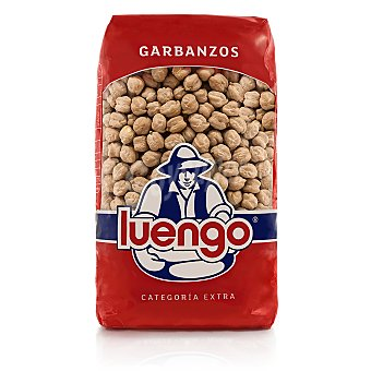 Luengo Garbanzo Paquete 1 kg