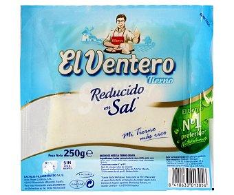 El Ventero Queso tierno mezcla sin sal 250 Gramos