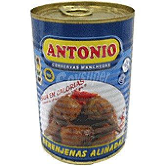 Antonio Berenjena aliñada Bote 400 grs