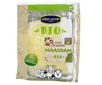 Millan Vicente Queso en lonchas Maasdam ecológico 125 g