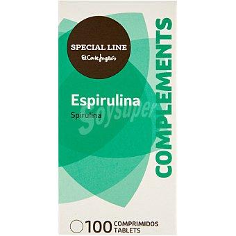 Special Line espirulina envase 40 g 100 comprimidos