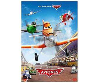 ANIMACIÓN Película en Dvd Aviones, Disney. Género: animación, infantil, familiar. Edad: TP