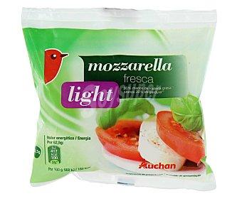 Auchan Mozzarella light 125 g
