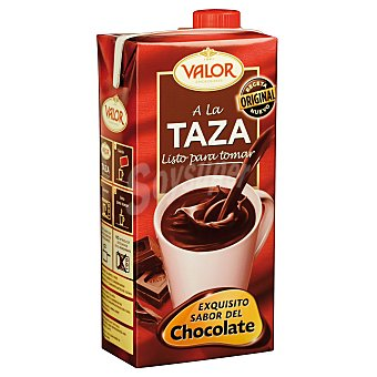 Valor Cacao a la taza listo para tomar 1 l