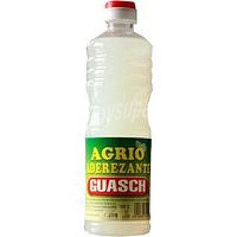 Guasch Agrio de limón Botella 50 cl