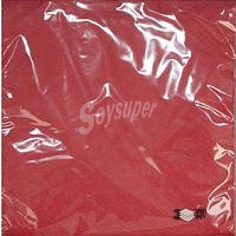 NV. Servilletas 33 cm rojo brillante Paquete 20 unid