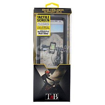 "T'NB Soporte Universal de bicicleta para smartphones 4,3"""