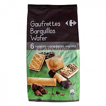 Carrefour Galletas de barquillo 400 G 400 g