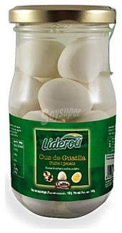 Matines Huevos codorniz pelados 18 u