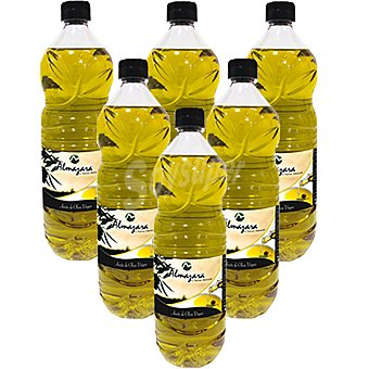 Almazara de torres morente aceite de oliva virgen + 2 botellas gratis pack 4 botellas 1 l