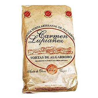 CARMEN LUPIAÑEZ Torta de Algarrobo 12 Unidades (500 Gramos)