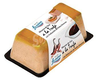 La Cuina Mousse de paté de oca trufada con reducción de Pedro Ximénez 190 gramos