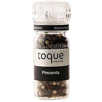 Toque Molinillo de pimientas Frasco de 48 g