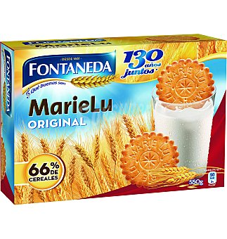 MARIE Galletas lu familiar orig 550 GRS