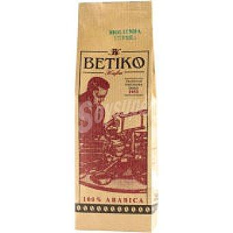 BETIKO KAFEA Café molido natural Paquete 250 g