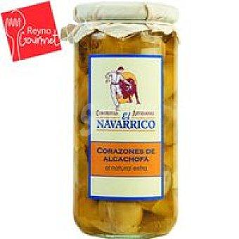 Navarrico Corazón de alcachofa Frasco 400 g