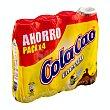 Batido chocolate energy Botellin pack 4 x 188 ml - 752 ml Cola Cao