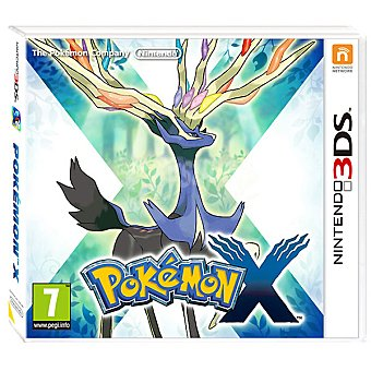 Nintendo Videojuego Pokémon X para 3DS