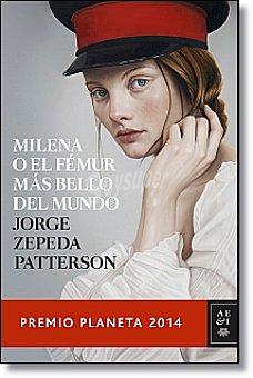 Jorge Zepeda Libro Milena o el fémur más bello del mundo 1 ud